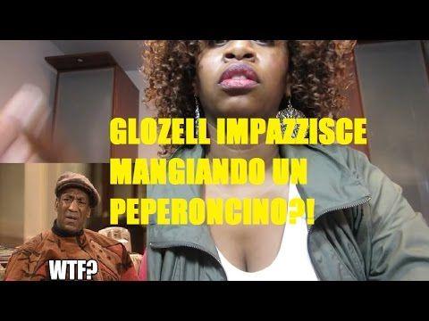 YTP - GloZell mangia un peperoncino e IMPAZZISCE