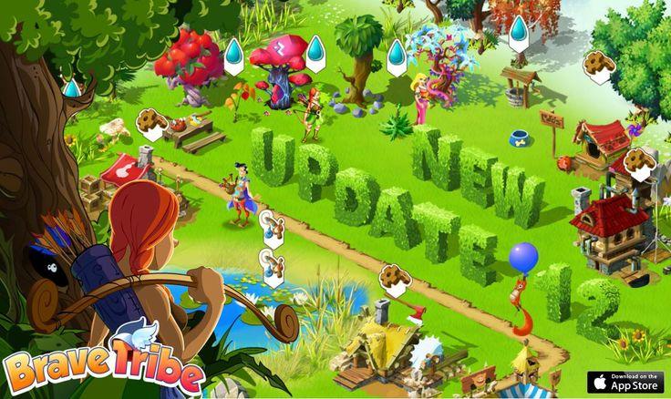 Brave Tribe – nowa wersja 1.2 na iOS http://wp.me/p3Ebhr-I8 #bravetribe