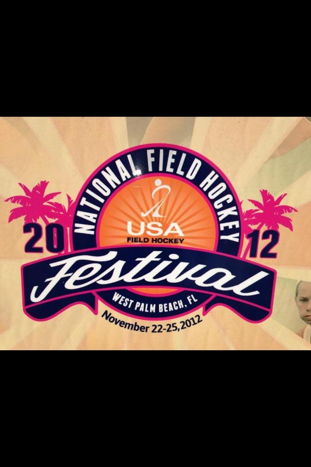 Field hockey festival