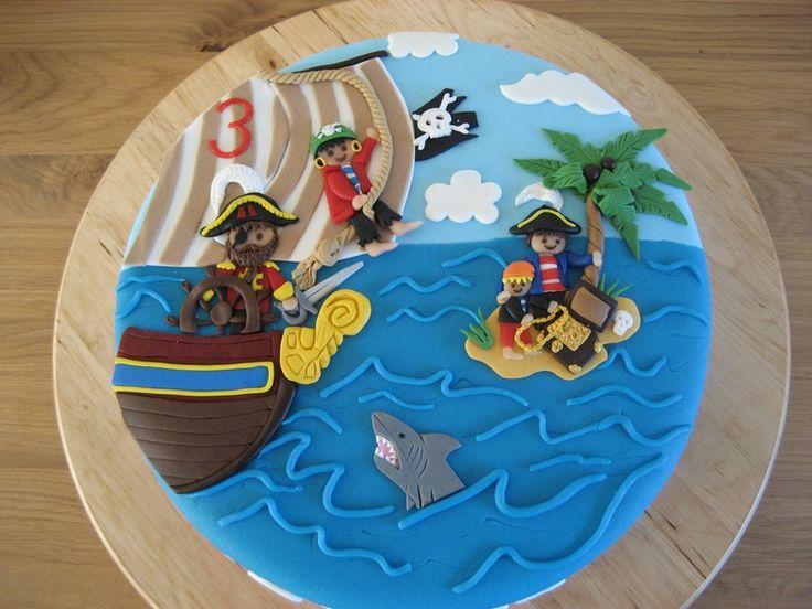 playmobil cake 4