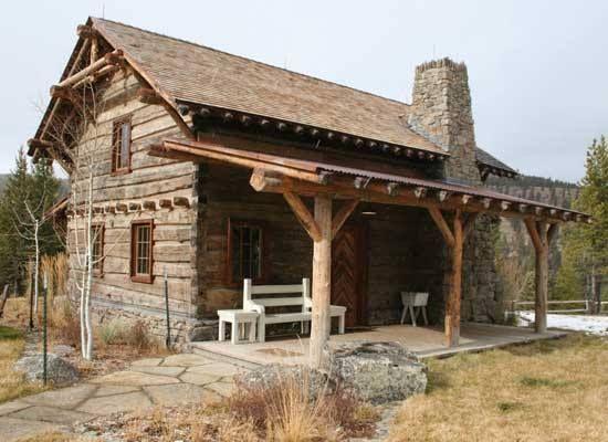 Rustic Cabin-SR