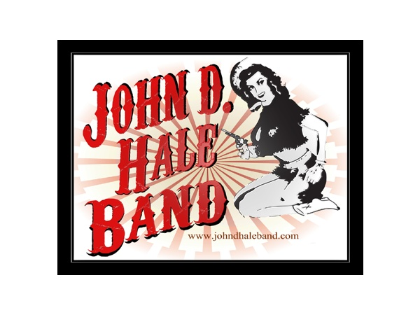 We love the look of these john d hale band stickers