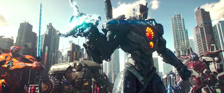 Pacific Rim Uprising trailer pits John Boyega against kaiju Guillermo del Toros Pacific Rim was a geeks fever dream mixing together elements of kaiju (giant monster) films huge robots and anime. Now the cinema gods have blessed us with a sequel Pacific Rim Uprising. This time its John Boyega (Star Wars: The Force Awakens) in the starring role playing the son of Idris Elbas Stacker Pentecost from the first film. Hes a former Jaeger pilot turned criminal who finds himself as part of the…