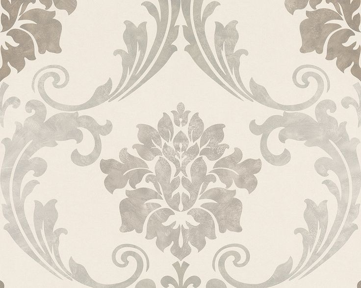 A.S. Création Barock-Tapete 937552, #Barock-Ornament #Tapetenshop #BarockTapete