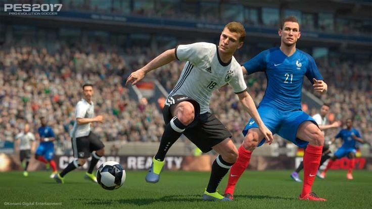 Game Pro Evolution Soccer 2017 Full Version Terbaru