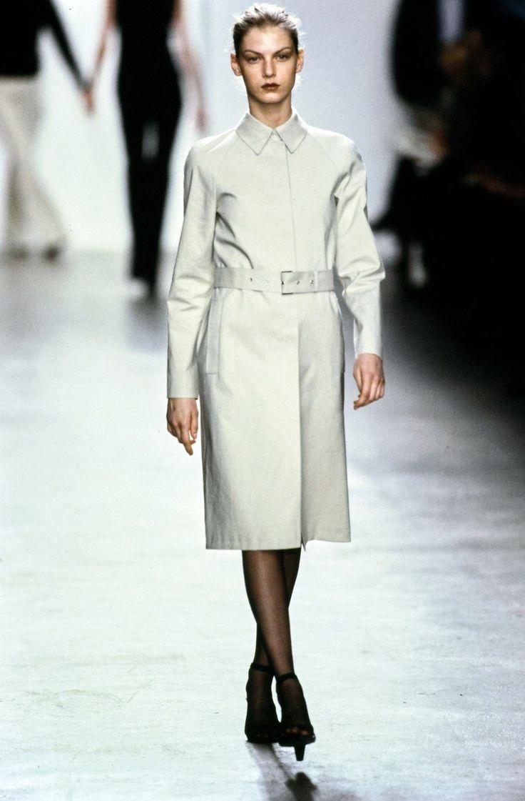Calvin Klein Collection Fall 1999 ReadytoWear Fashion