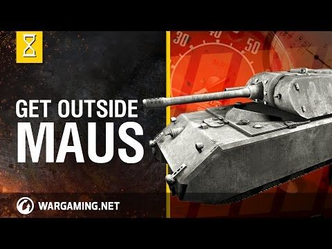 Oh Yes! Inside the Maus - Has a Massive 44 Litre Engine - by World of Tanks - https://www.warhistoryonline.com/world-war-ii/oh-yes-inside-the-maus-has-a-massive-44-litre-engine-by-world-of-tanks.html