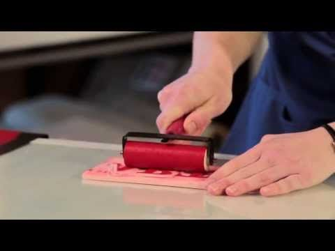 Come creare delle matrici per stampe multiple - fai da te [tecnica linoleografia]   Trucchi Geniali