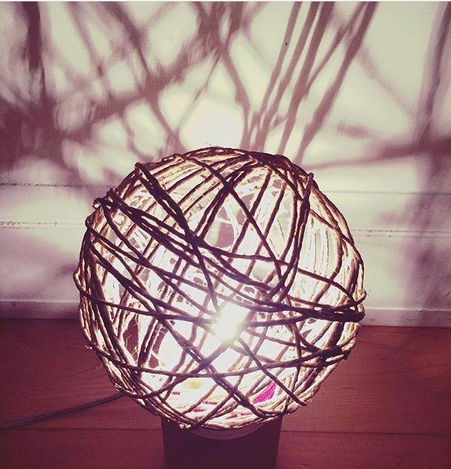 Lampada di corda