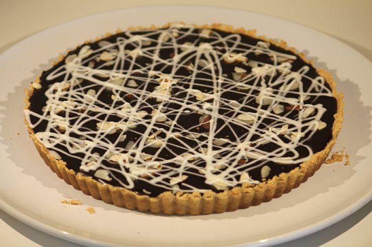 ... Chocolate | Pinterest | Chocolate ganache tart, Tarts and Chocolate