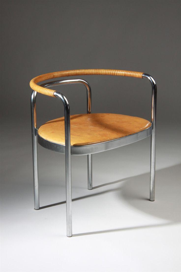 best  modern armchair ideas on pinterest  retro chairs mid  - armchair pk designed by poul kjaerholm for kold christensen denmark