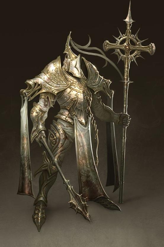 Bishop of War Knight