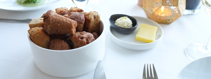Brødkurv på Restaurant Varna