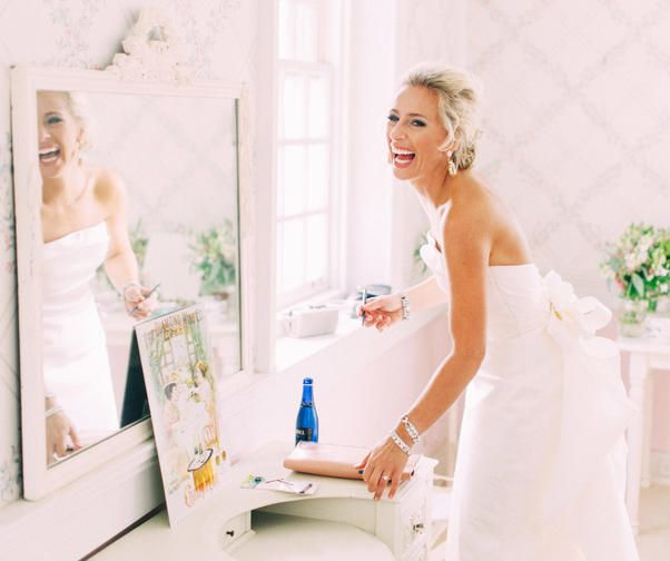 5 Beauty Hacks that Will Save Your Wedding Day