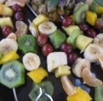 Sidney's Luau Birthday Party snack
