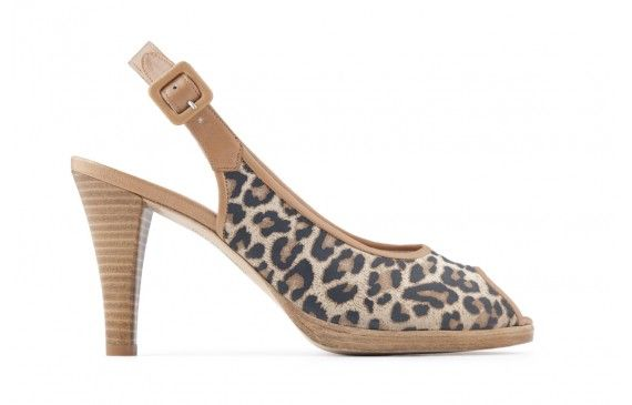 Miranda on #SALE -30%  #printed #suede genuine #leather #VOLTAN #MADEINITALY #heels 140,00 €