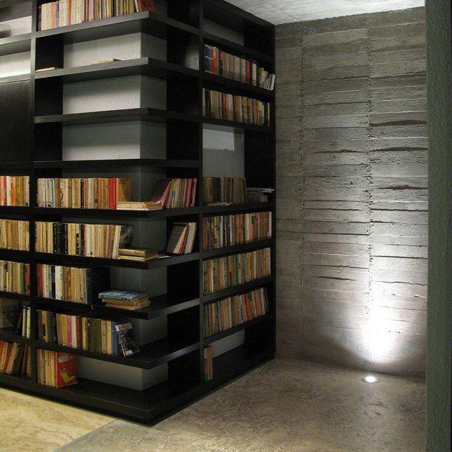 Corner Bookshelf- Beautiful