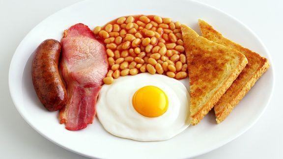 Englisches Frühstück 2