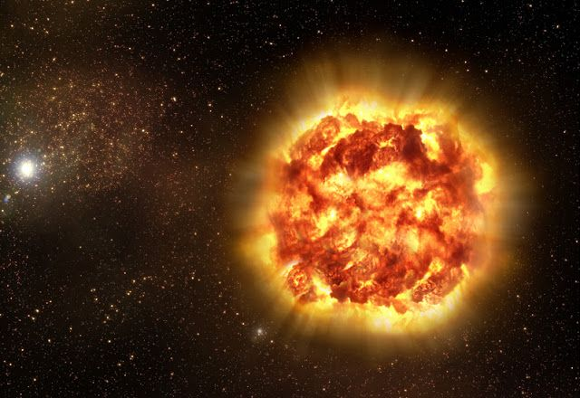 Illustration. Credit: Wikimedia Commons   SpaceNesia -  An explosion is always synonymous with extreme violence, especially that explode...