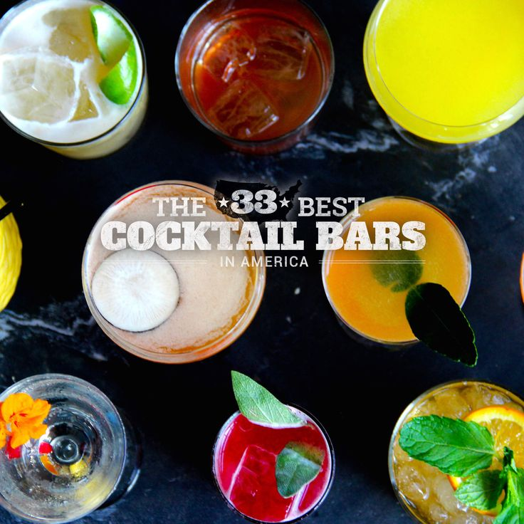 Because you need to know where to find the coolest cocktails wherever you are. This list is missing The Kimball House in Decatur GA which is so wrong.