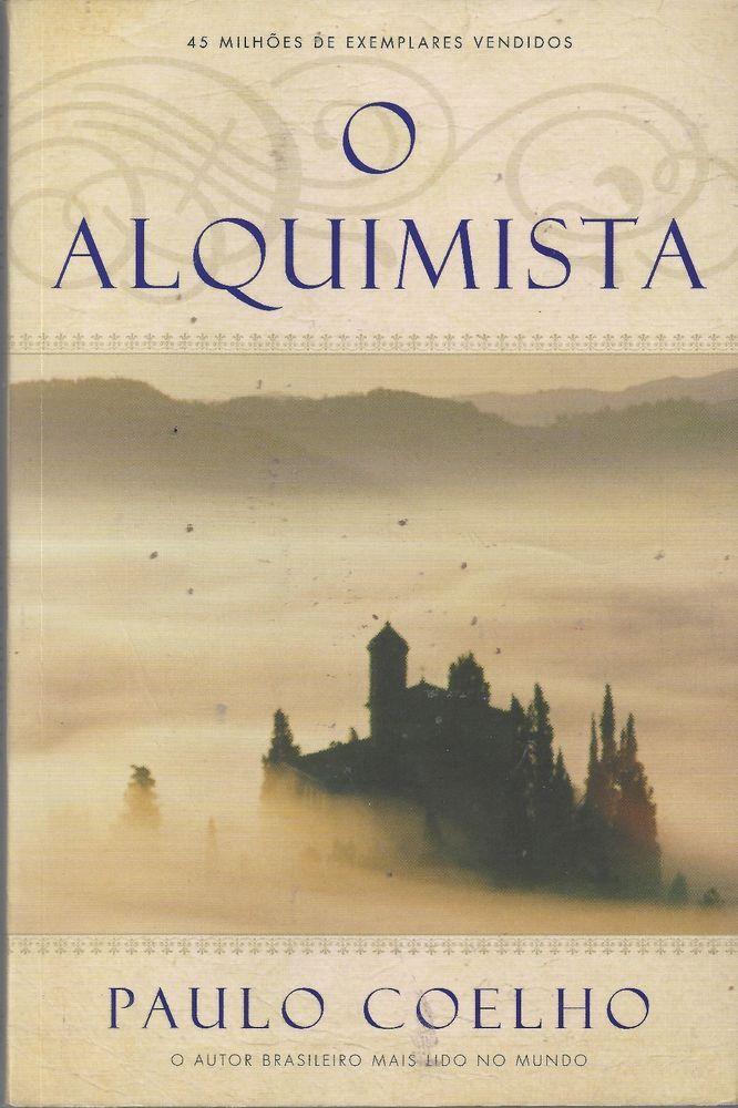 O Alquimista Em Portugues Do Brasil Portuguese Brazilian Paulo