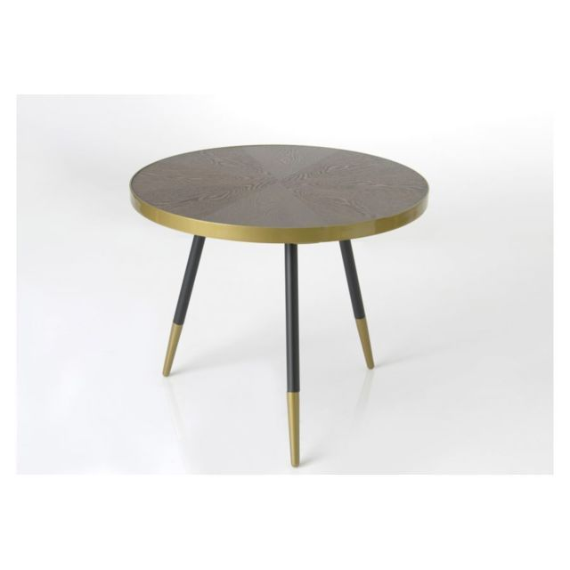 Hellin Table Basse Ronde Hoffmann Table Basse Design Italien Table Basse Bois Et Table Basse