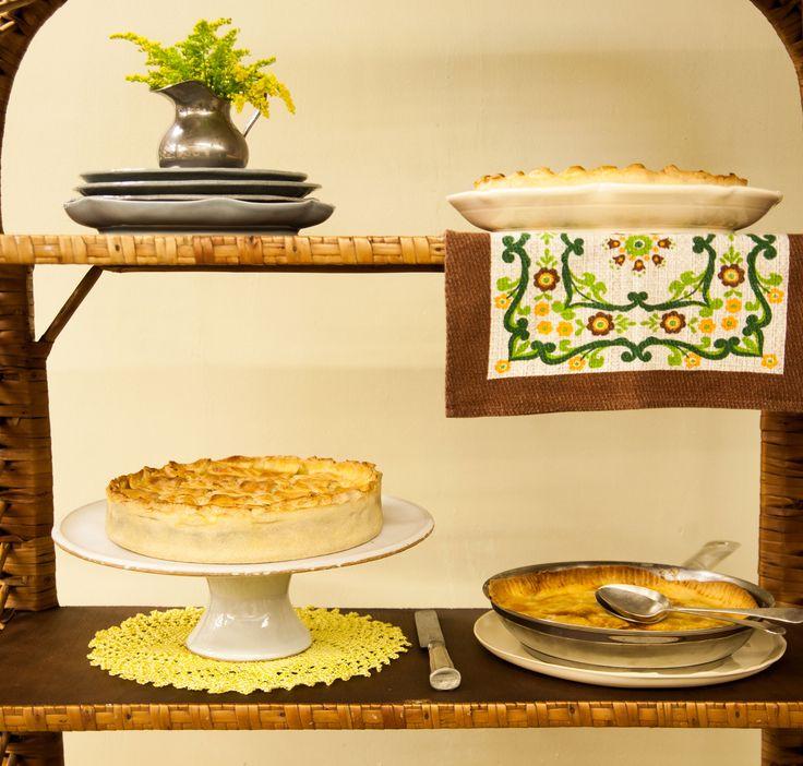 #PanelinhaDiaDasMaes: Pratos de bolo para servir tortas