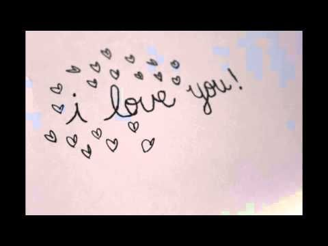 """i love you"" Stop Motion Animation Short - YouTube"