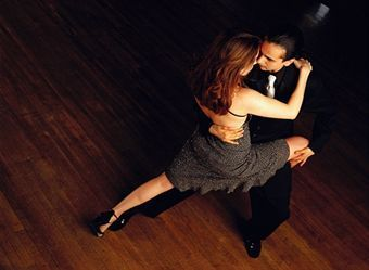 Dancing is a healthy exercise that can be fun and invigorating