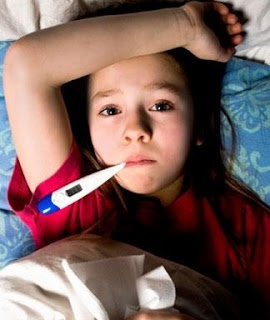 what to do for fever in children