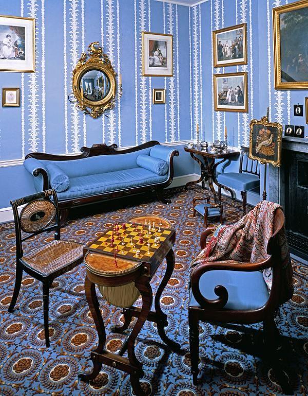 Il Geffrye Museum e la storia della casa inglese.