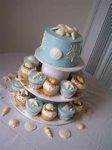 Image Detail for - Beach Themed Bridal Shower Ideas | My Sweet Bridal Shower