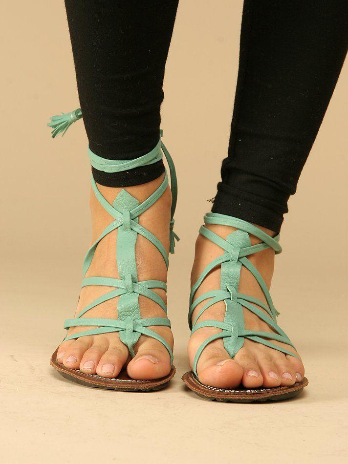 cute: Shoes, Gladiators Sandals, Summer Sandals, Mint Green, Strappy Sandals, Mint Sandals, Green Sandals, Leather Sandals, Teal Sandals