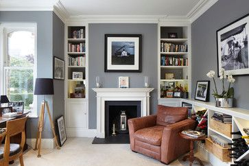 Kingston upon Thames, Surrey - traditional - Home Office - London - Dyer Grimes Architecture