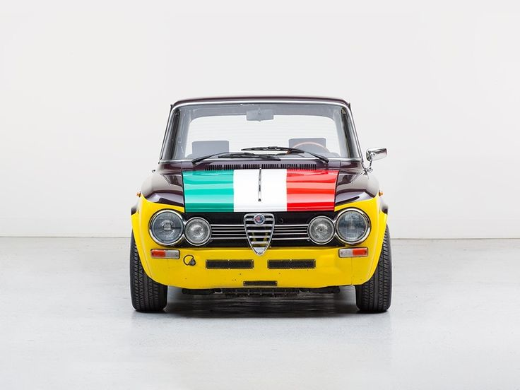 1976 Alfa Romeo Giulia | Classic Driver Market