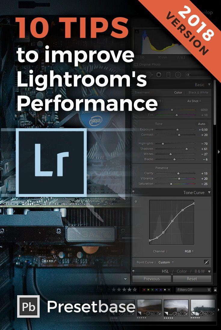 Optimize lightroom catalog