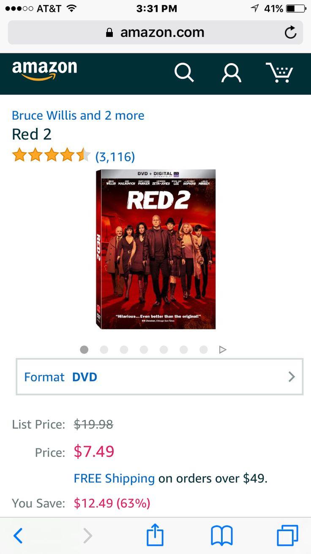 Red 2 movie