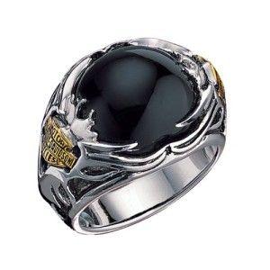 custom harley davidson motorcycle ring