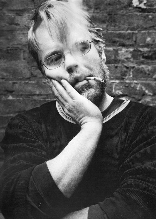 Philip Seymour Hoffman ~ :( He was my favorite actor.. He had so much talent, it's devastating that he's gone now..