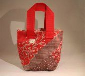 Borsetta in tessuto originale giapponese 8,0€ #japan #borse #bags