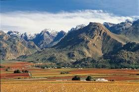 The Breede River Valley in Winter