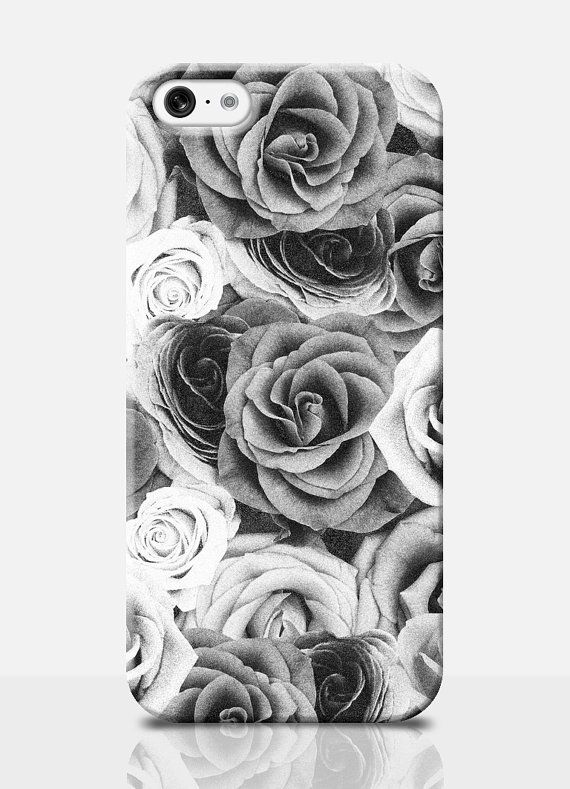 Floral iphone 6 case Roses iphone 6 case by TheSmallPrintCases