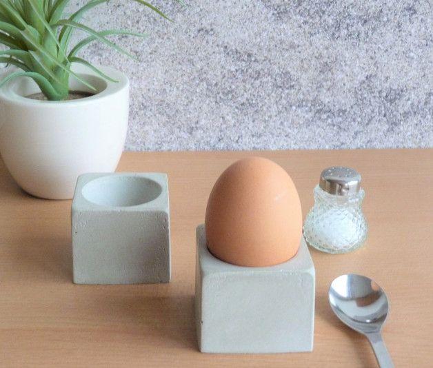 Die besten 25+ Moderne eierbecher Ideen auf Pinterest Industrial