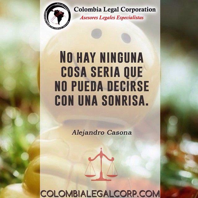 Buen día, Colombia. Continuemos esta jornada con la mejor disposición de ayudarnos a nosotros mismos y a nuestros semejantes.