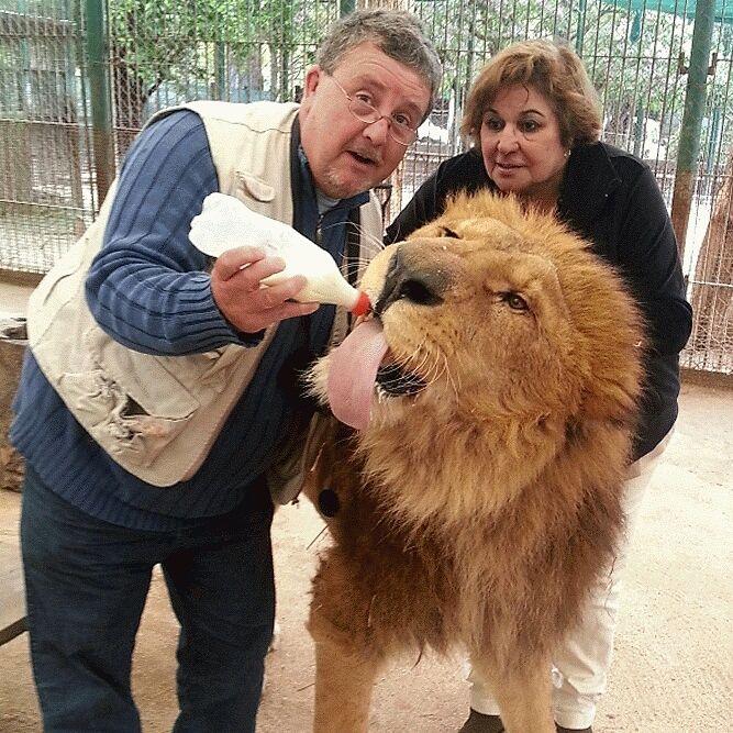 Zoo Luján en Luján, Buenos Aires