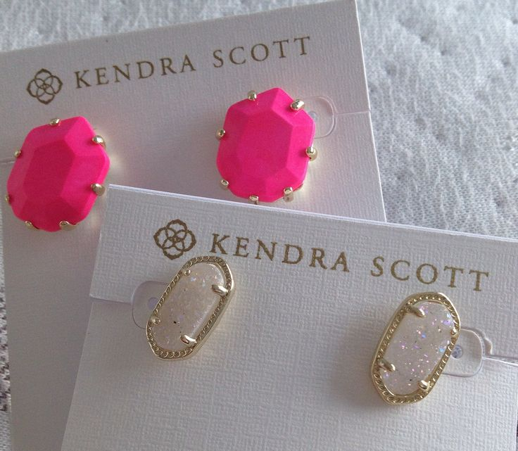 All I want for Christmas is ...kendra scott