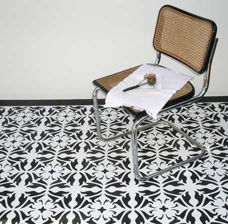 95 best images about pod ogi on pinterest the floor for Floor stencils