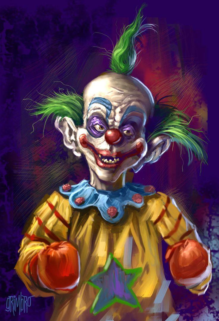 376 best Killer Clowns images on Pinterest