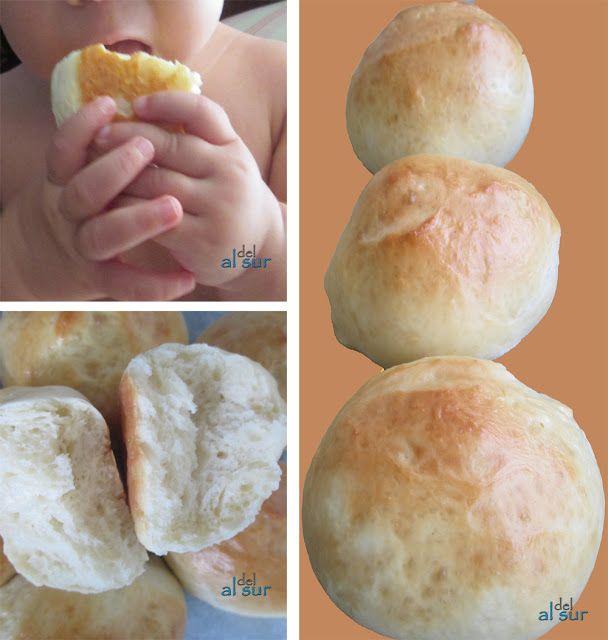 Alsurdelsur: Bocadillos blandos de pan de leche de Javier Barriga