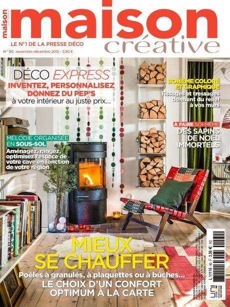 22 Best Maison Créative : Le Magazine Images On Pinterest | Homes